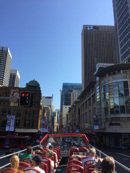 Sydney street view , Hong Wei C - November 2015
