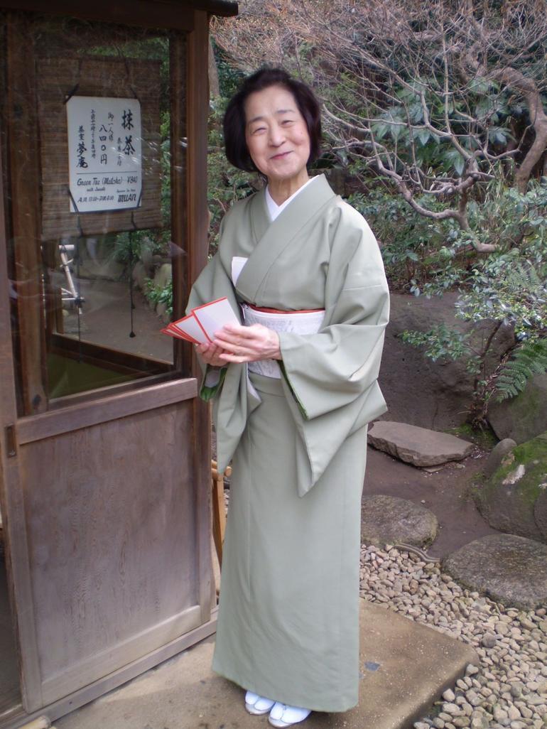Tea Ceremony - Tokyo