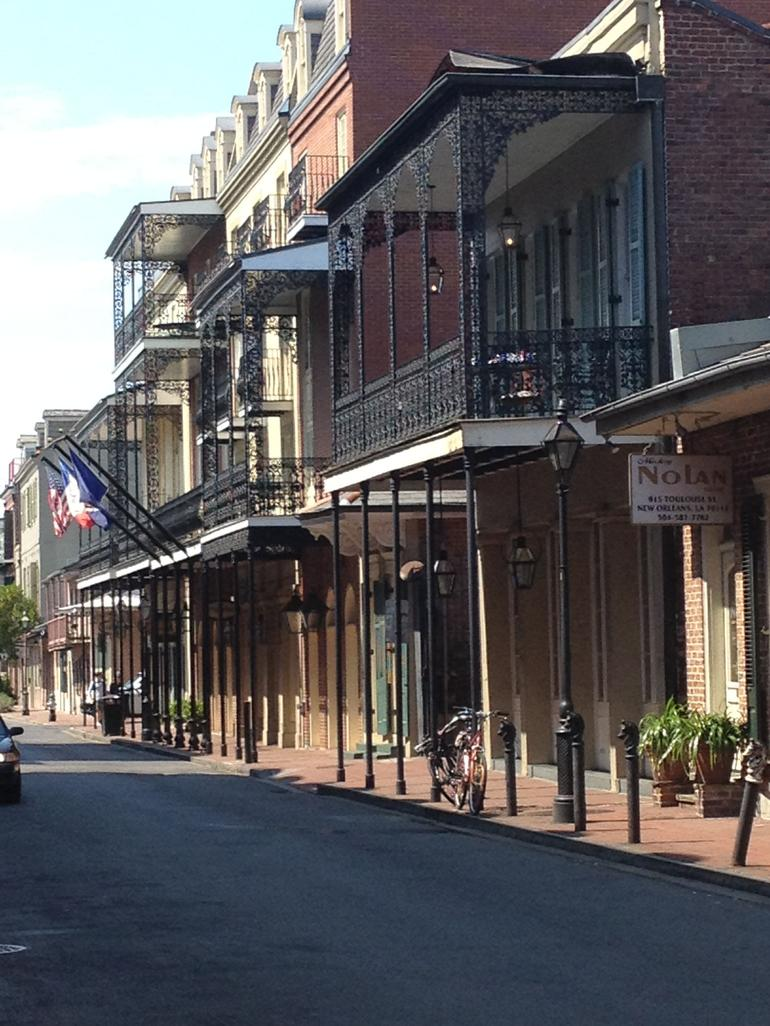 The French Quarter - New Orleans