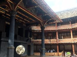 Inside The Globe Theatre, Tyler - August 2016