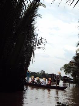 A feel on a paddlling boat , CHOONG HENG P - September 2011