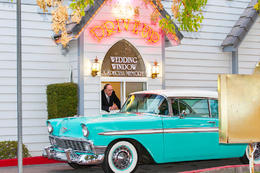World Famous Drive-up Wedding in Las Vegas at A Special Memory Wedding Chapel, Viator Insider - December 2017