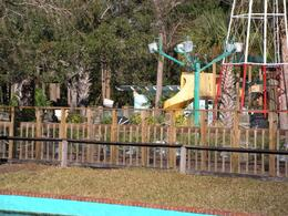 View of the park. - February 2009