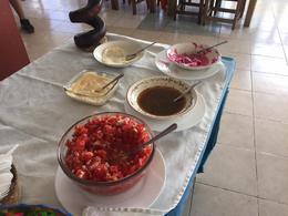 Buffet lunch! , Amy G - February 2017
