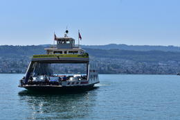 The ferry , Douglas W - June 2017