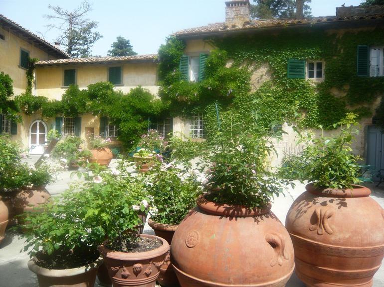 Tuscan Villa - Florence