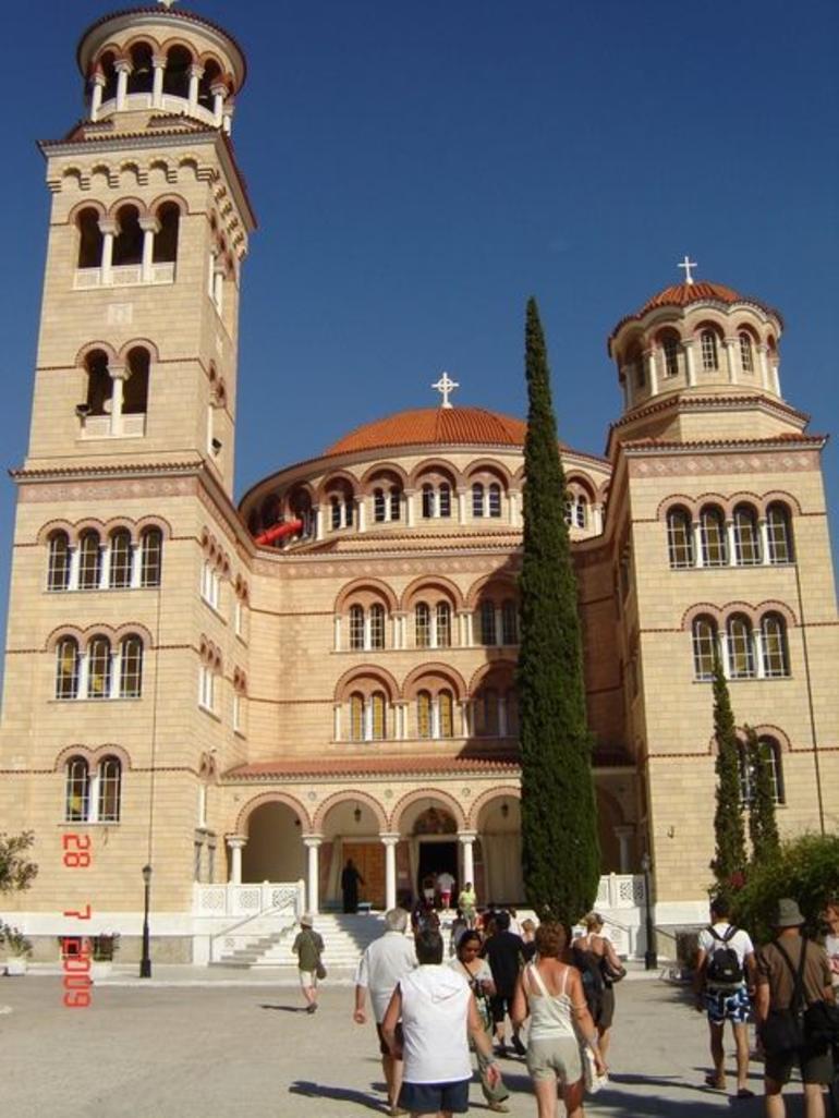 Aegina - Athens