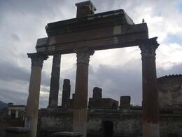 Vacaciones en Pompeya , jorsolorzano - November 2014
