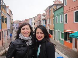 Burano canal, Blanca - June 2014