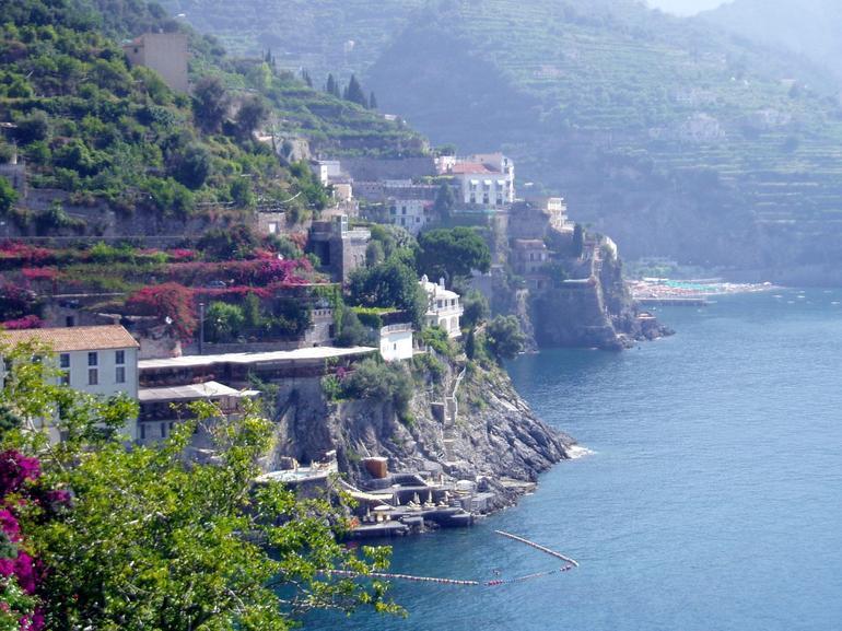 Costiera Amalfitana - Naples