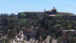 El Tovar Lodge, Mykie - July 2011