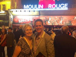 My Mother and Me , what a fantastic night , 121 - August 2014