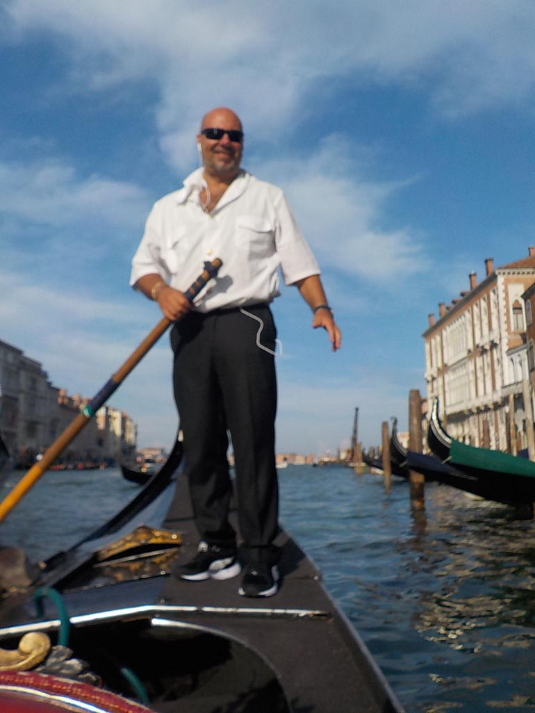 Venice Gondola Ride and Serenade with Dinner photo 31
