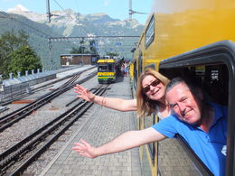 Train to Jungfraujoch , Alan S - September 2015