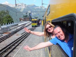 Train to Jungfraujoch , Alan S - September 2015