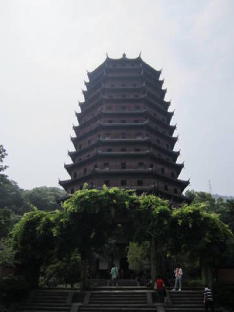 Leifeng Pagoda - Shanghai