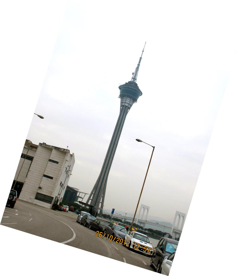 Macau Tower - Hong Kong