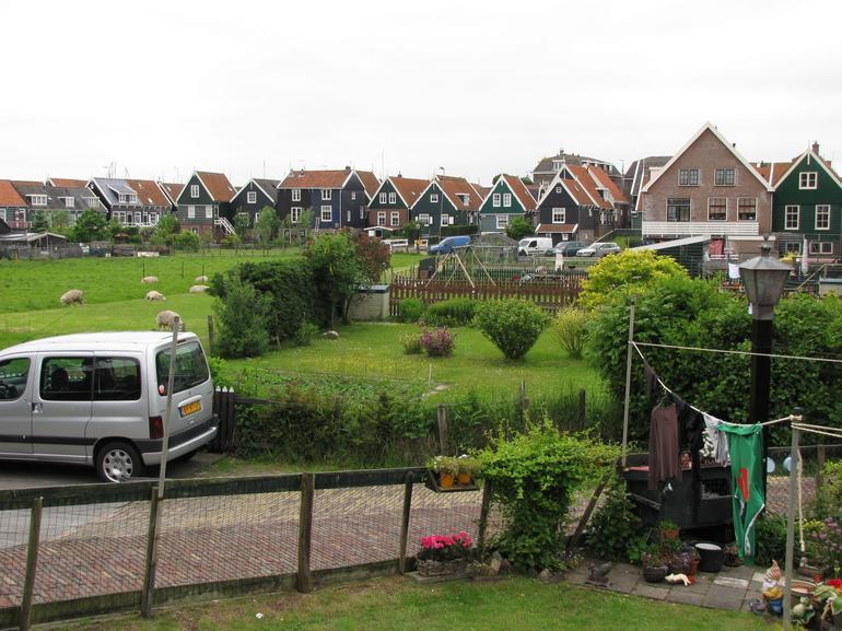 Marken houses ( Zaanse Schans Windmills) - Amsterdam