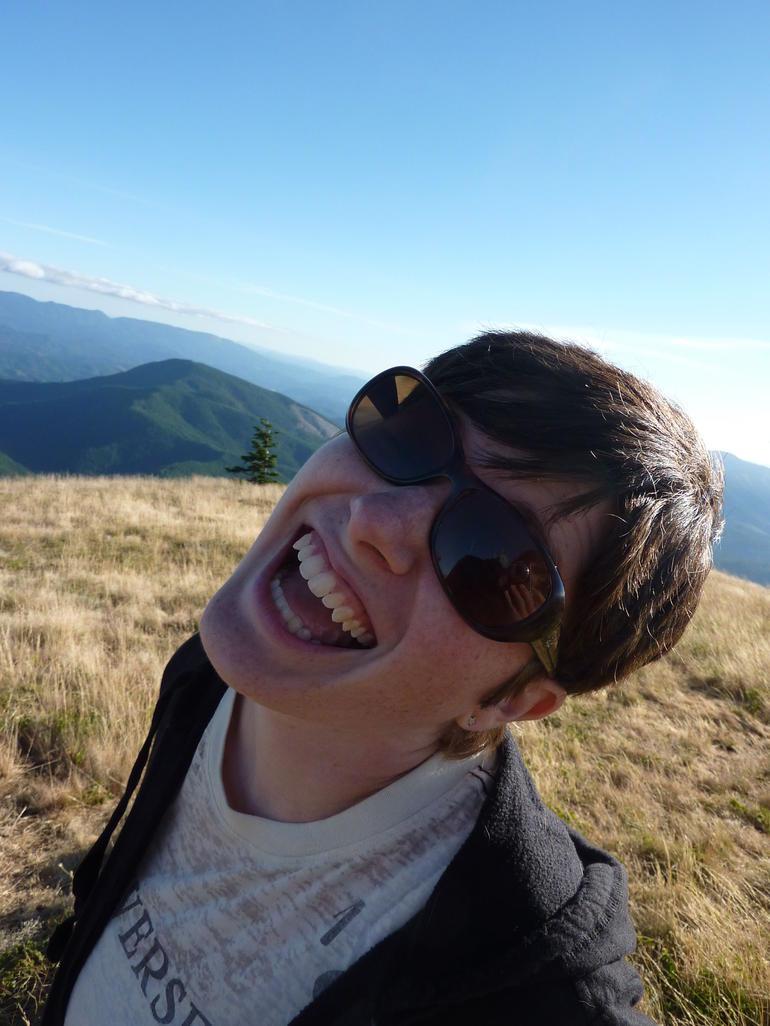 Hiking is fun! - Colorado
