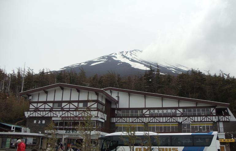 Mt. Fuji Fifth Station - Tokyo