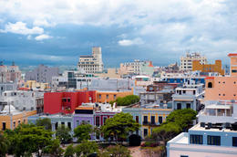 Old San Juan Puerto Rico - May 2011