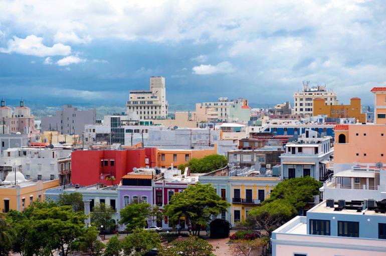Old San Juan Puerto Rico - San Juan