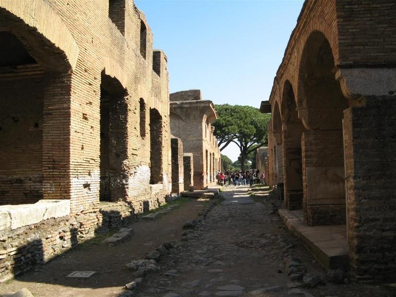 Ostia Insulae - Rome