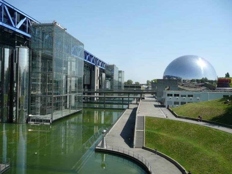 Parc De La Villette - Paris