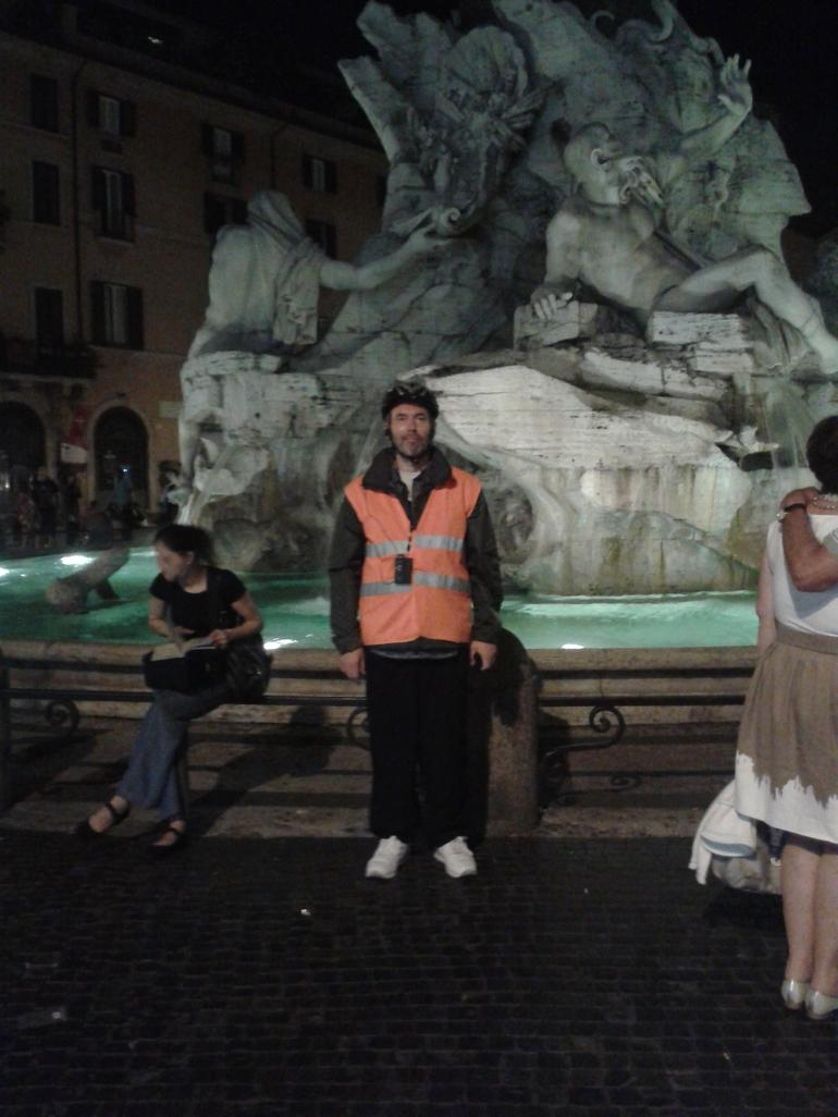 Segway tour by night - Rome