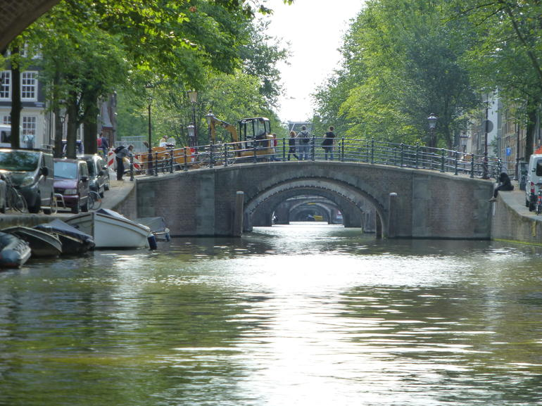 Seven Bridges of Amsterdam - Amsterdam