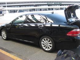 This was the car that picked me up from my hotel to Narita airport. Very comfortable air conditioned ride, tinted windows and 5 star service. Totally recommend!! , Rosa C - April 2014