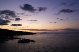 Taken from a nice hotel we stayed at Sorrento. - October 2008