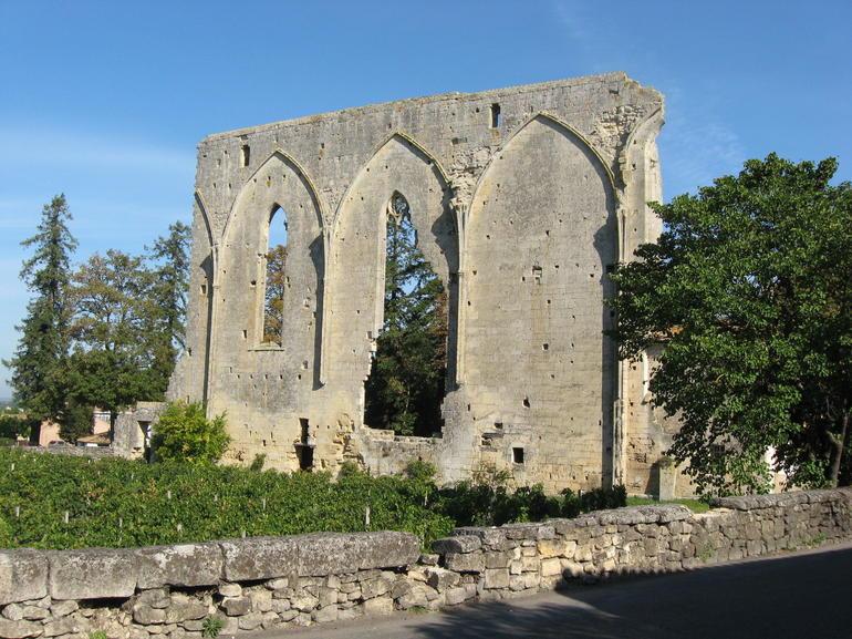 St. Emilion - Bordeaux