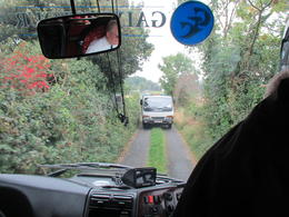 Driver- who reverses first? , Iain B - October 2013