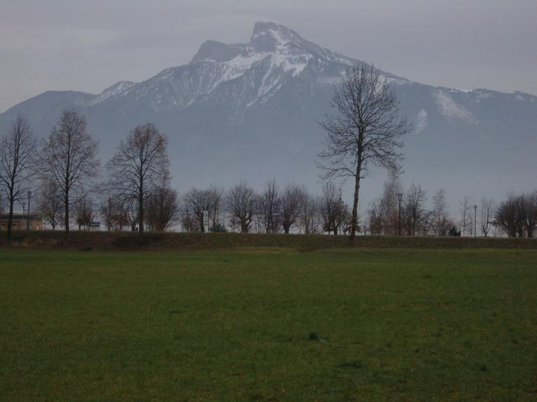Untersburg mountain - Salzburg