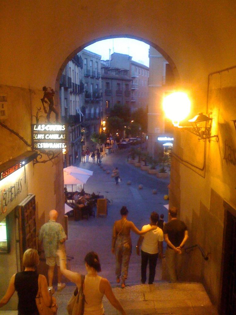 Us - Madrid