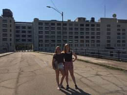 All the way from Boise, Idaho to check out set locations of the Walking Dead! , Christian S - July 2016