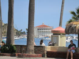 Taken from the walkway just near the ferry wharf. , Donna F - August 2011