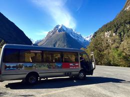 The bus , Geoff P - December 2016
