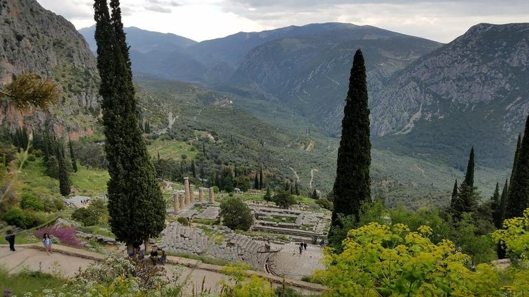 Delphi Day Trip from Athens photo 23