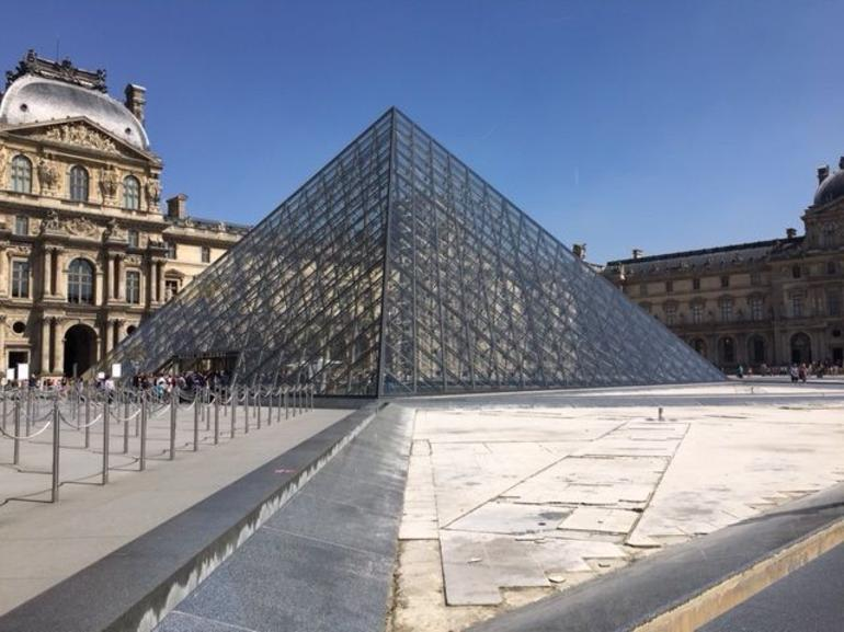 Louvre Murder and Mystery Tour