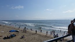 Beautiful day at the beach, gabilicousd0804 - October 2015