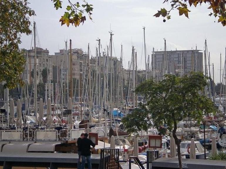 Barcelona Port - Barcelona