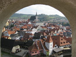 I could have spent all day observing the city of Cesky Krumlov from the castle. The city is so beautiful! If you are visiting the Czech Republic, you definitely need to visit and experience this..., Crystal W - October 2014