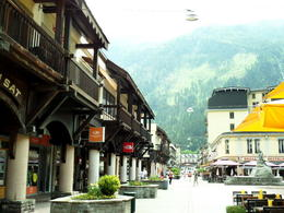 Beautiful alpine town , Johanna C - July 2014