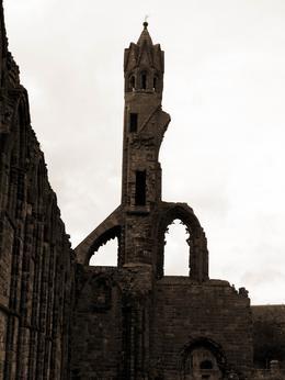 St Andrews' cathedrals' remnants., Christos P - November 2010