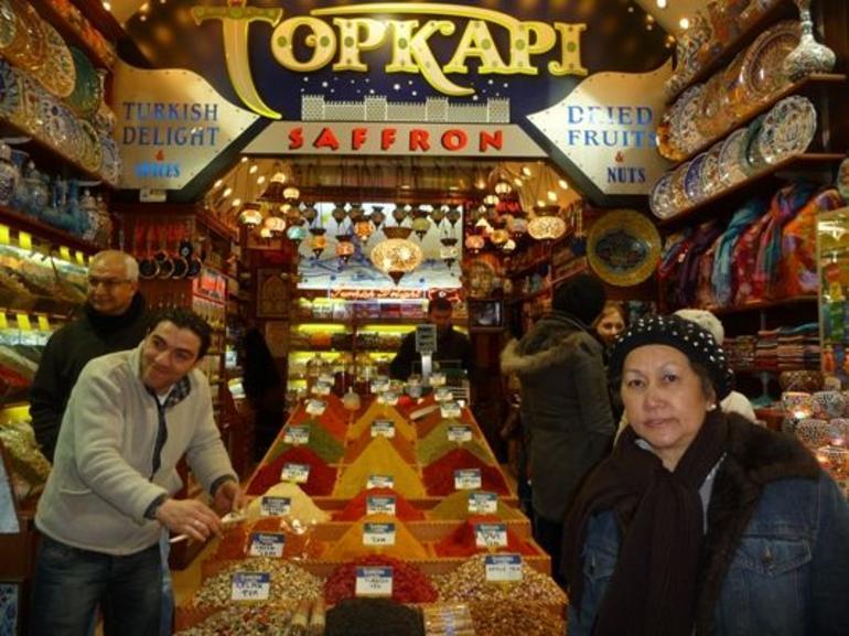 Egyptian Spice Bazaar - Istanbul