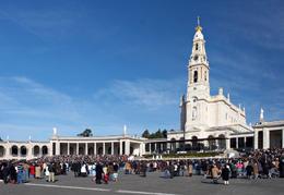 Fatima, Lisbon - November 2011