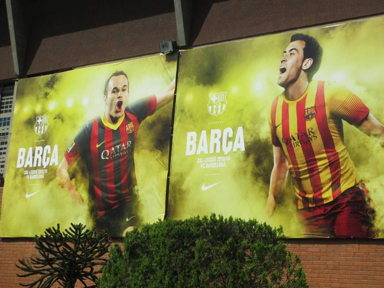 FC Barcelona Stadium - Barcelona