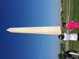 My two J's, bike riding through DC!! , Dana S - September 2014